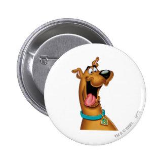 Scooby Doo Spritzpistolen-Pose 15 Runder Button 5,7 Cm