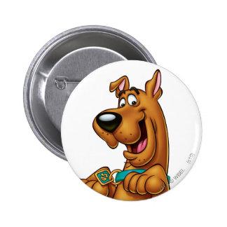 Scooby Doo Spritzpistolen-Pose 23 Anstecknadel