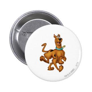 Scooby Doo Spritzpistolen-Pose 3 Anstecknadel