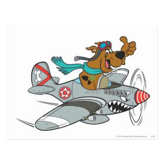 Scooby Doo Ziel-Transport-Pose 14 Postkarten