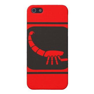 Scorpious Maximus iPhone 5 Hüllen