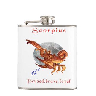 scorpius Einzelteile Flachmann