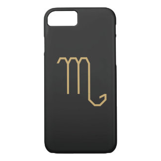Scorpius Tierkreis-Zeichen grundlegend iPhone 8/7 Hülle