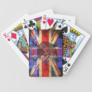Scotland Lion Spielkarten