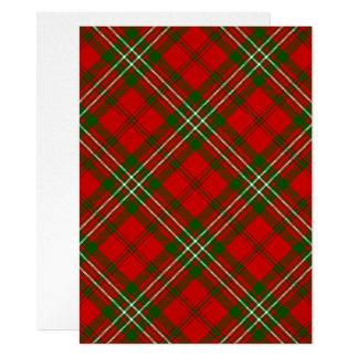 Scott 14 X 19,5 Cm Einladungskarte