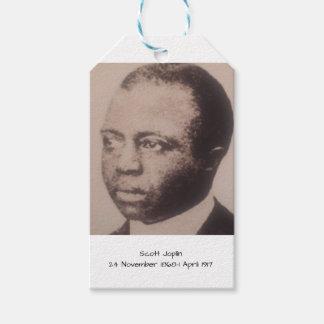 Scott Joplin Geschenkanhänger