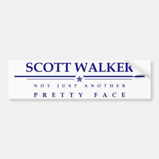 Scott-Wanderer: Nicht gerade ein anderes hübsches Autoaufkleber