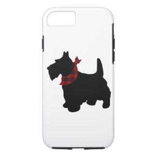Scottie-HundIphone 7 starker Fall iPhone 8/7 Hülle
