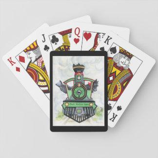 Scottie-Ingenieure Spielkarten