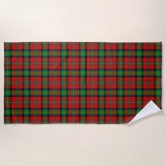 Scottish betont Clan Boyd Tartan Strandtuch
