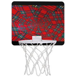 Scottish farbiger Turbulenz MiniBasketballkorb Mini Basketball Ring