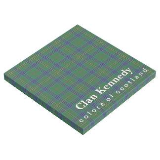 Scottish färbt Clan-KennedyTartan Galerieleinwand