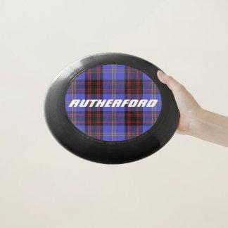 Scottish Funtime ClanRutherfordTartan kariert Wham-O Frisbee