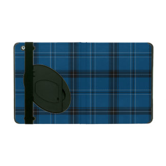 Scottish Ramsay BlauTartan Etui Fürs iPad