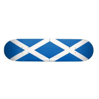 Scottish-Schottland-Flagge 20,1 Cm Skateboard Deck