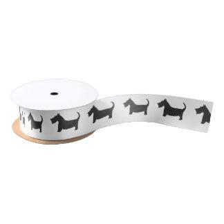 Scottish Terrier Satinband