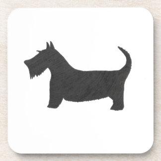 Scottish Terrier Untersetzer