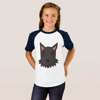 Scotty Hund T-Shirt