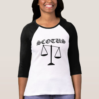 SCOTUS Jersey - Thurgood Marshall T-Shirt