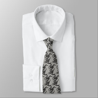 Scouse Dialekt-weiche Mann-Krawatte Liverpools Individuelle Krawatten