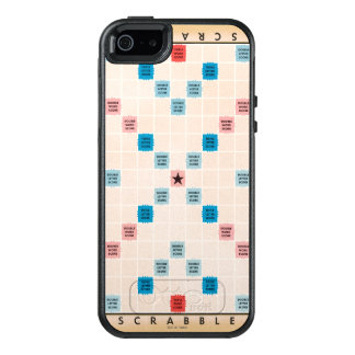 Scrabble Vintages Gameboard OtterBox iPhone 5/5s/SE Hülle