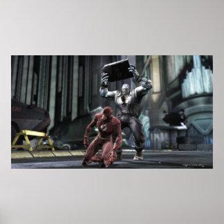 Screenshot: Blitz gegen Grundy Poster