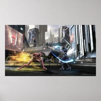 Screenshot: Blitz gegen Nightwing Poster