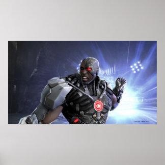 Screenshot: Cyborg 2 Poster