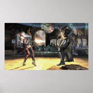 Screenshot: Harley gegen Batman 2 Poster