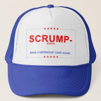 Scrumptious - backen Sie einen Meringe-Kuchen Truckerkappe
