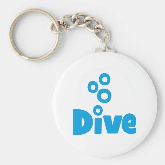 Scuba Diving Schlüsselanhänger