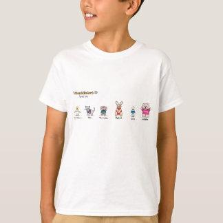 Scuddlebut Form des Charakter-T-Stücks T-Shirt