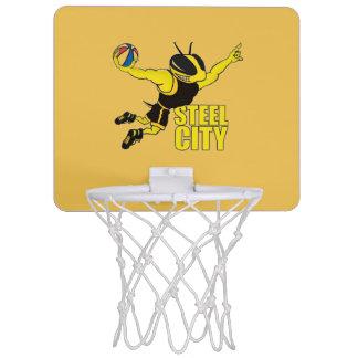 SCYJ MiniBasketballkorb Mini Basketball Netz