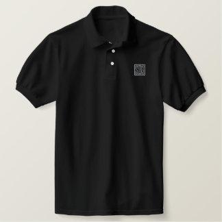 SDG~ Soli Deo Gloria Besticktes Polo Shirt