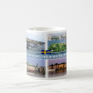 Se Schweden - Stockholm - Kaffeetasse