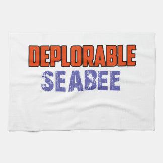 Seabeeentwurf Küchentuch