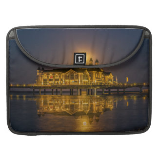 Seabridges of Sellin | Baltic Sea MacBook Pro Sleeve