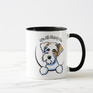 Sealyham Terrier Dachs Weg-Leine Art™ IAAM Tasse
