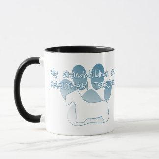 Sealyham Terrier Enkelkinder Tasse