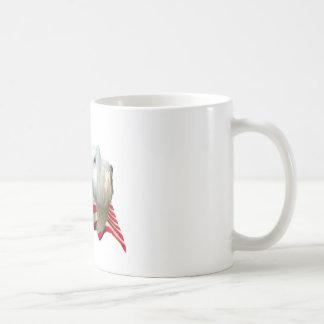 Sealyham Terrier Flagge Kaffeetasse