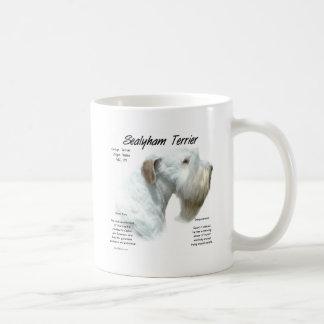 Sealyham Terrier Geschichte Kaffeetasse