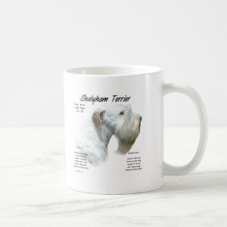 Sealyham Terrier Geschichtsentwurf Kaffeetasse