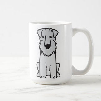Sealyham Terrier-HundeCartoon Kaffeetasse