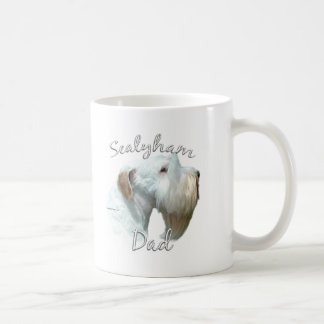 Sealyham Terrier Vati 2 Kaffeetasse