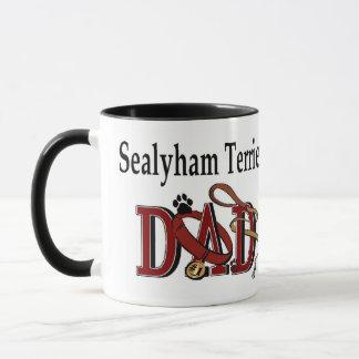 Sealyham Terrier Vati-Geschenke Tasse