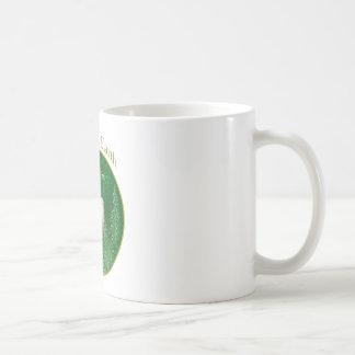 Sealyham Terrier-Weltfrieden Kaffeetasse