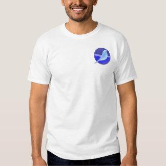SeaMonkey Projekt - horizontales Logo Hemden