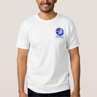 SeaMonkey Projekt - vertikales Logo Shirts