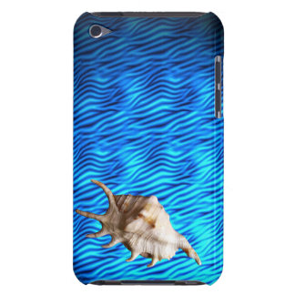 Seashell 2 barely there iPod cover