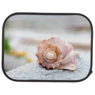 Seashell-Auto-Matten Autofußmatte